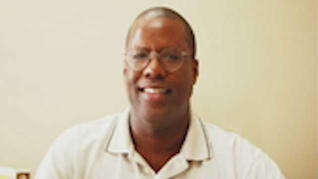 Terry Mayor Roderick Nicholson