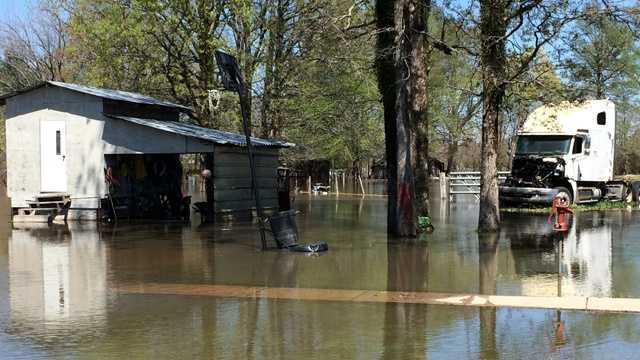 Flowood flooding