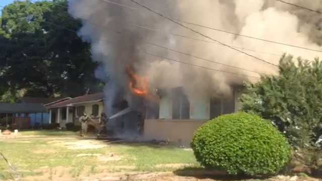 Springfield Circle house fire