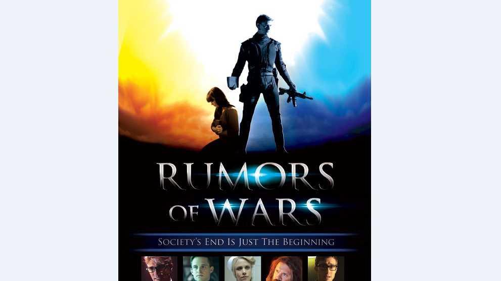 Rumors of War poster