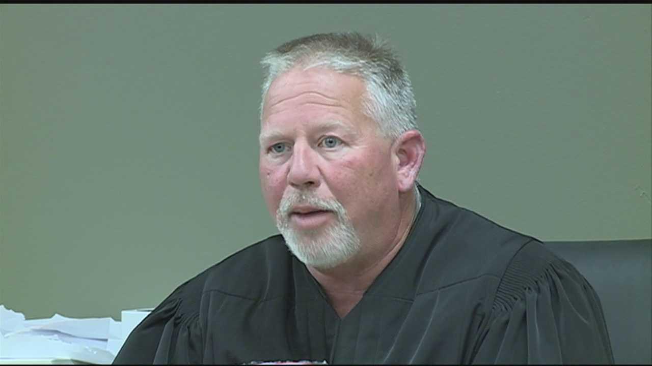 Judge faces accusations