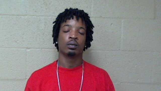 Adarrius Andrews is charged with armed robbery, Hazlehurst police say.