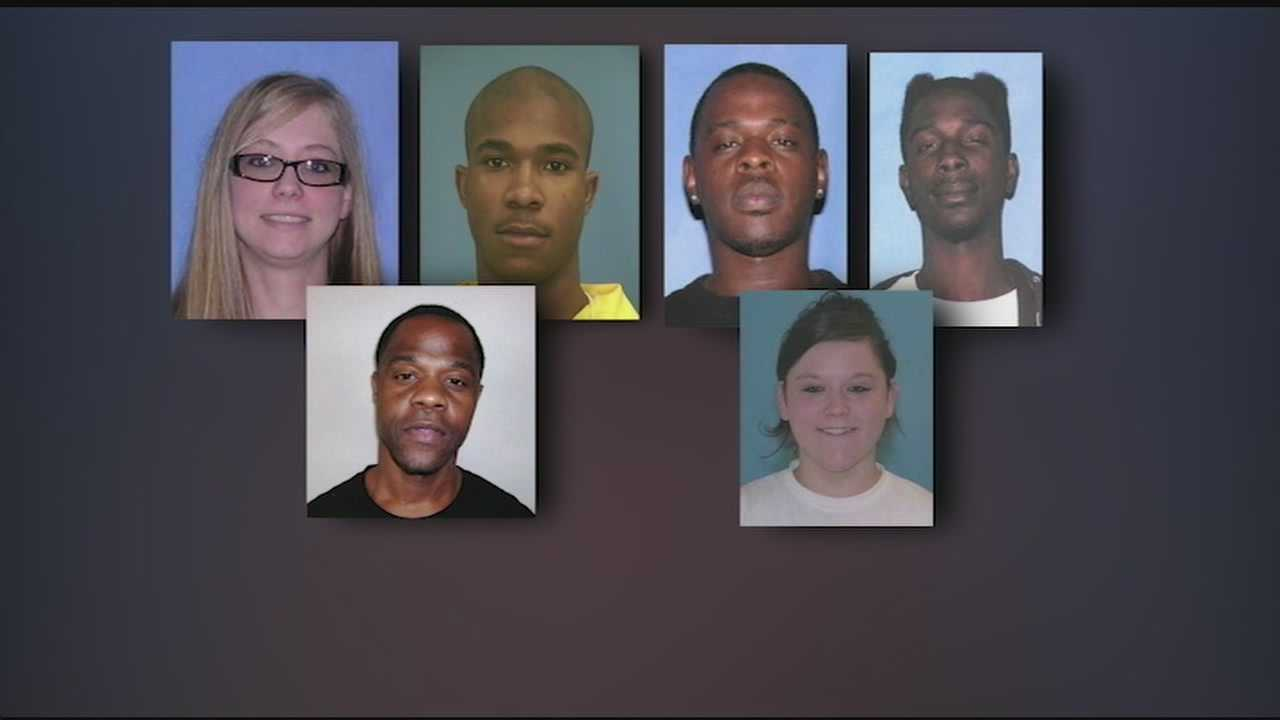 Rolling Fork arrests