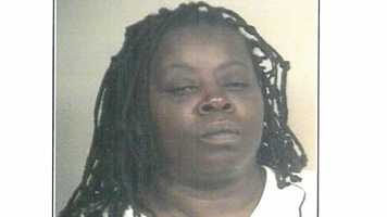 Wanda Flaggs, 54, is charged with arson, Jackson fire officials say. Flaggs told investigators she set the fire at a home on Prentiss Street after she and her ex-boyfriend argued, according to Jackson fire officials.