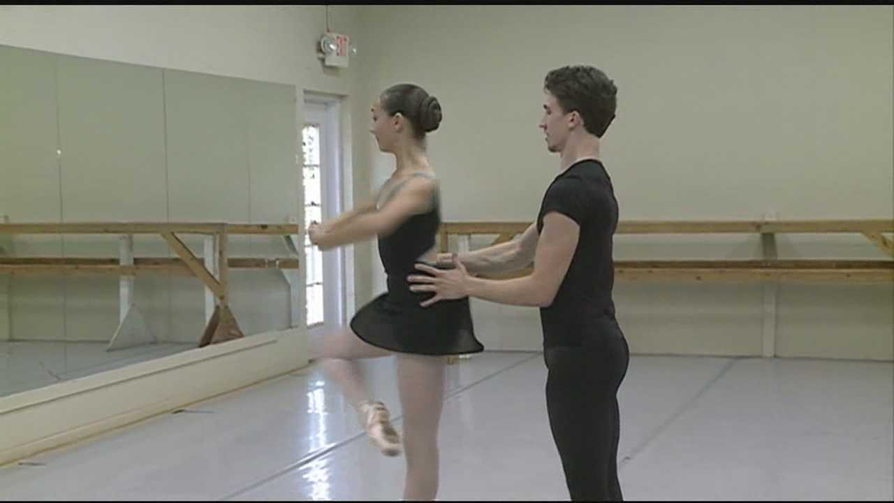 Behind the scenes of International Ballet Competition
