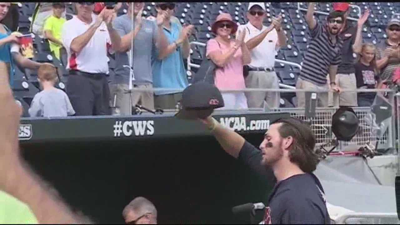 Ole Miss eliminated from College World Series
