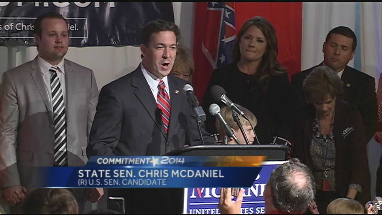 US Senate candidate Chris McDaniels said last night he will challenge his election defeat to Senator Thad Cochran.