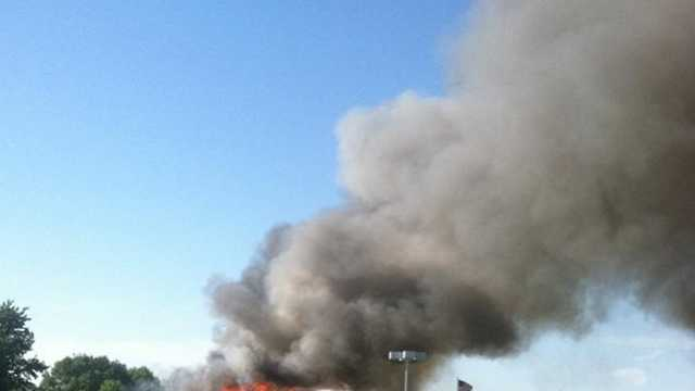 clubhouse fire