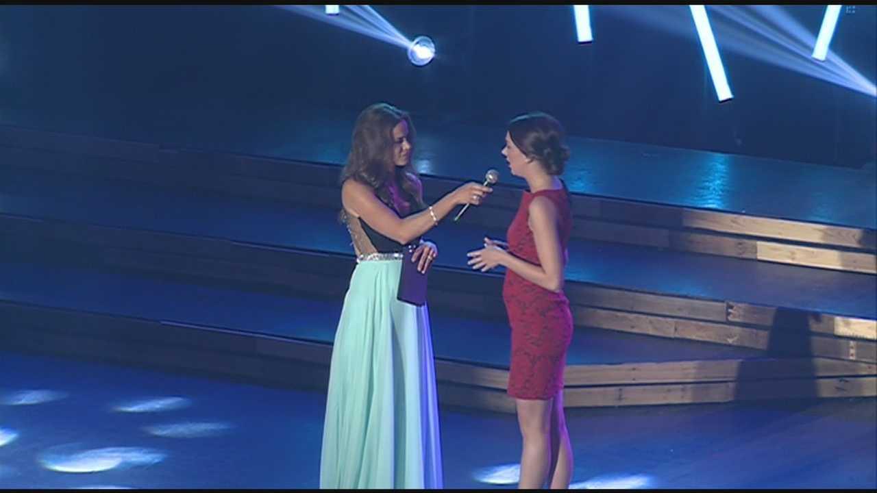 Miss Mississippi pageant begins at Vicksburg Convention Center