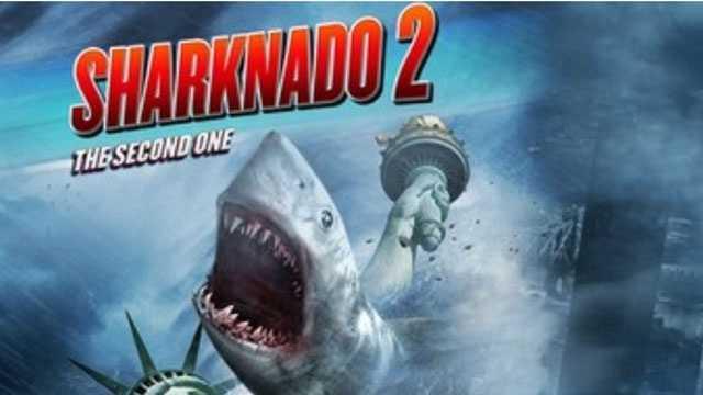 Sharknado 2 v 2