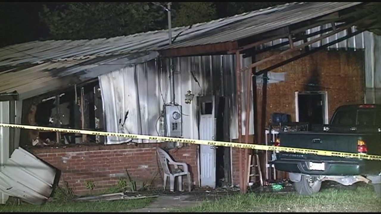 Fatal fire warren county