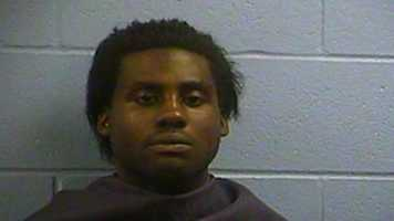 Korey Cage, 24, is charged with domestic violence aggravated assault, Vicksburg police say.