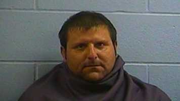 Sean Higginbotham, 35, is charged with child molestation, Vicksburg police say.