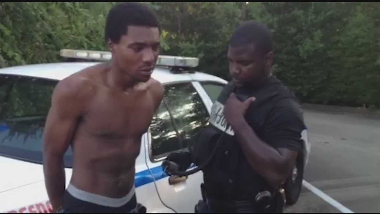Robbery suspect arrested