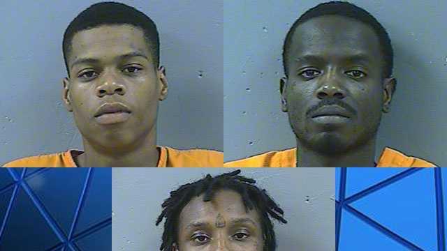 Canton suspects
