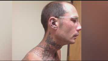 Ray is a convicted felon, authorities say.