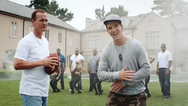 Manning brothers commercial