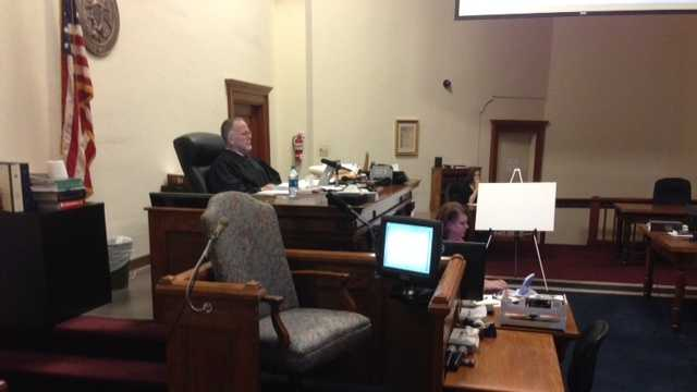 Judge Hollis McGehee