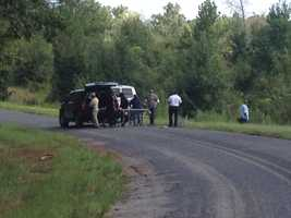 Beard's body was found Tuesday in a wooded area near Darden Road.