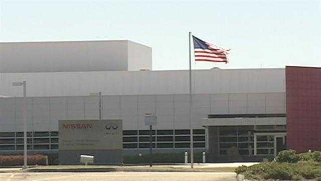 Nissan Canton plant - 27777277