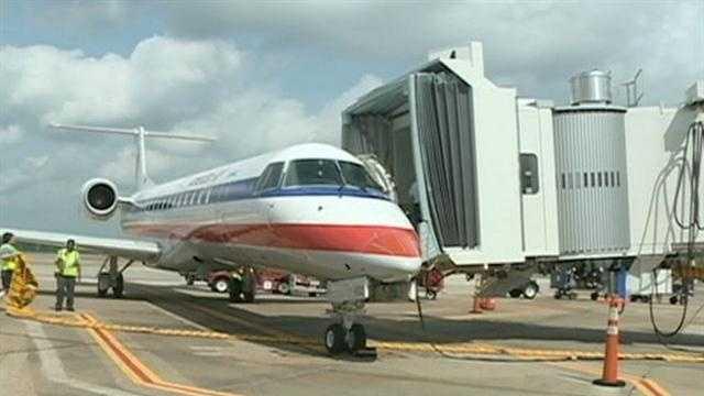 New Jet Bridge at Airport - 27668915