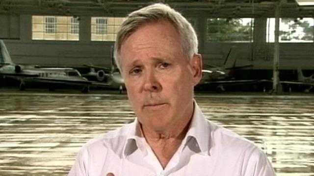 Secretary of the Navy Ray Mabus