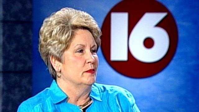Clinton Mayor Rosemary Aultman - 22594437