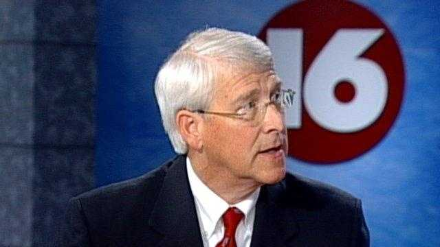 Sen. Roger Wicker Answers Questions - 22250683