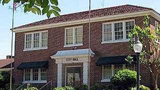 Clinton City Hall - 19527478