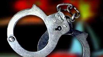 handcuffs generic arrest - 17505932