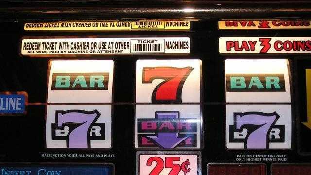 casino slot machine gambling - 17379109