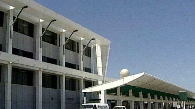 Jackson Evers Airport