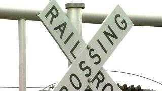 Railroad Crossing train Generic - 16498344