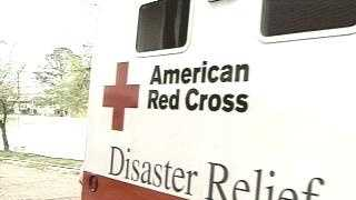 Red Cross Prepares For Incoming Weather - 15843062