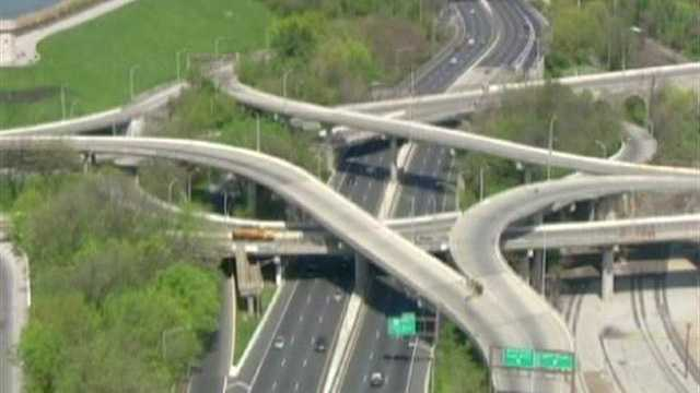 JFX Jones Falls Expressway