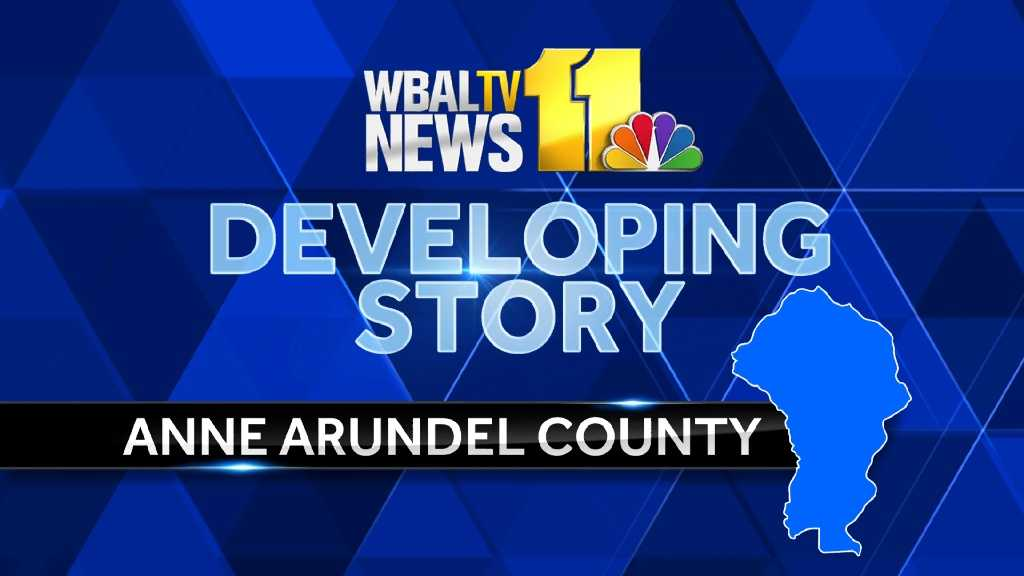 developing story -- Anne Arundel County