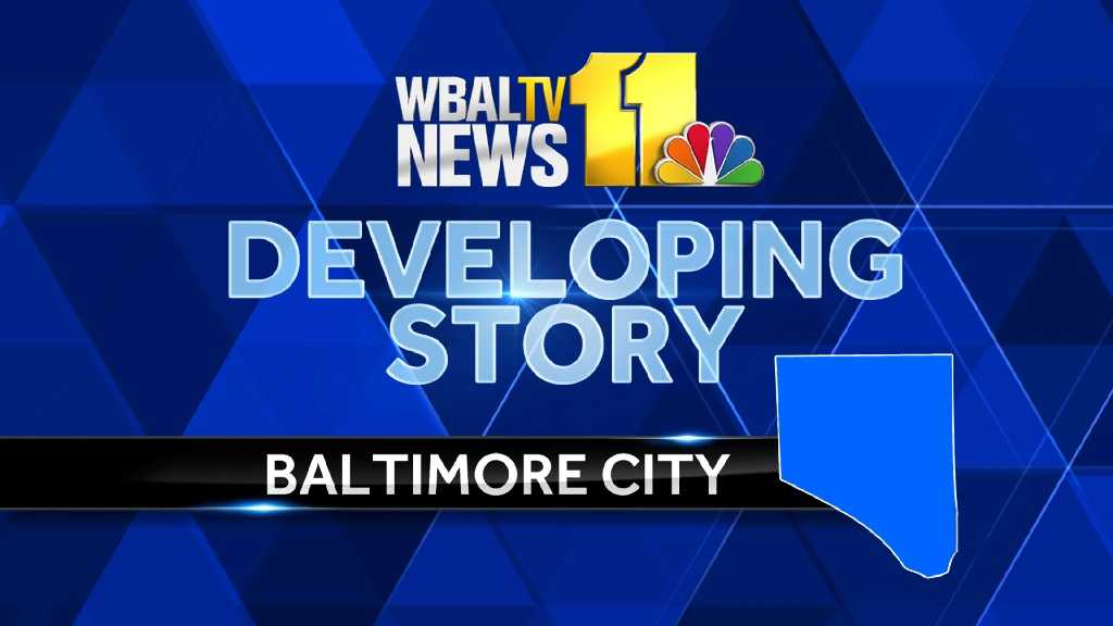 developing story - Baltimore City dec15