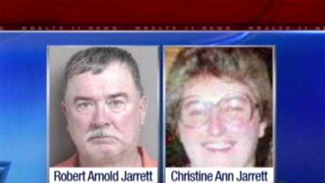 Robert Jarrett, Christine Jarrett