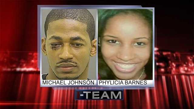 Michael Johnson, Phylicia Barnes