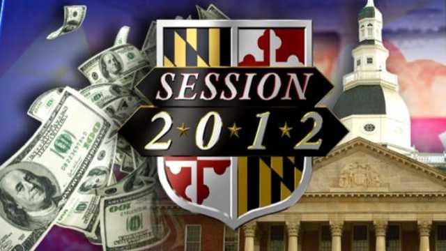 Session 2012 - budget, money, taxes