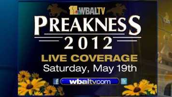 The 137th running of the Preakness Stakes at Pimlico Race Course in Baltimore, Maryland, airs live on air and online -- from the pre-race special at 1 p.m. to the post-race analysis and 11 News.