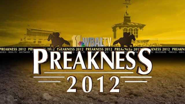 Preakness 2012 is on WBAL-TV