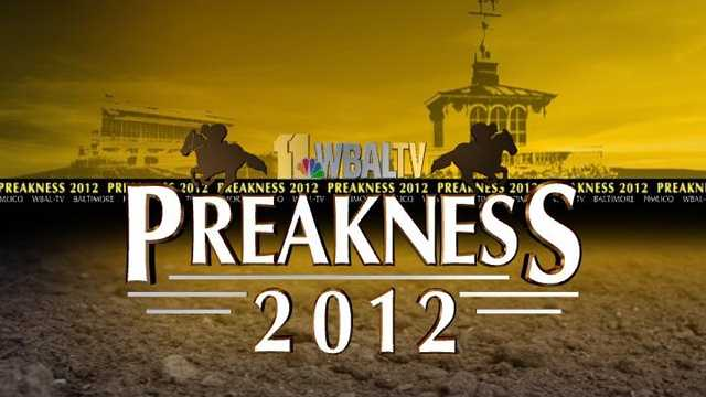 Preakness 2012 is on WBAL-TV