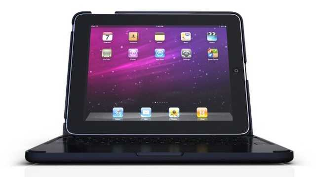 ClamCase iPad Keyboard Case