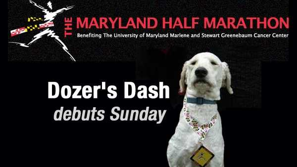 Maryland Half-Marathon Dozer