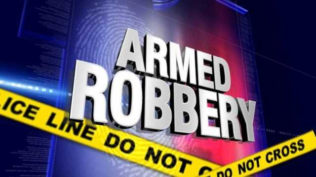DO NOT USE Armed Robbery