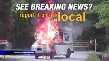 Whenever you see breaking news, get in a safe location and take a picture or video. Then, on our new iPhone and Android apps, send your photos and videos directly to us via u local.