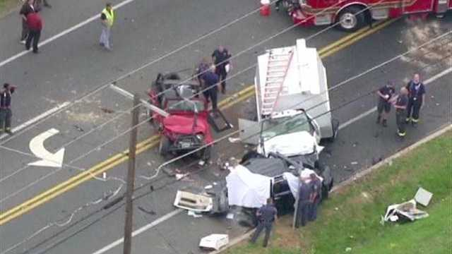 Fatal Fallston crash