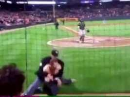 Orioles officials have since increased security measures in hopes of stopping these types of situations.