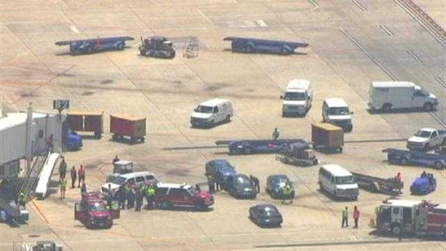 BWI incident